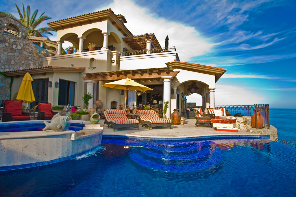 luxury vacation trends cabo san lucas beachfront villa