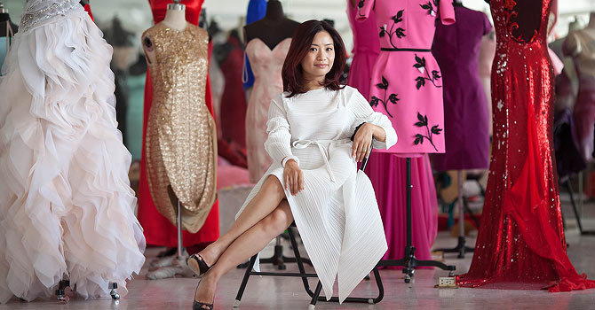 Luxury fashion consumtion in china