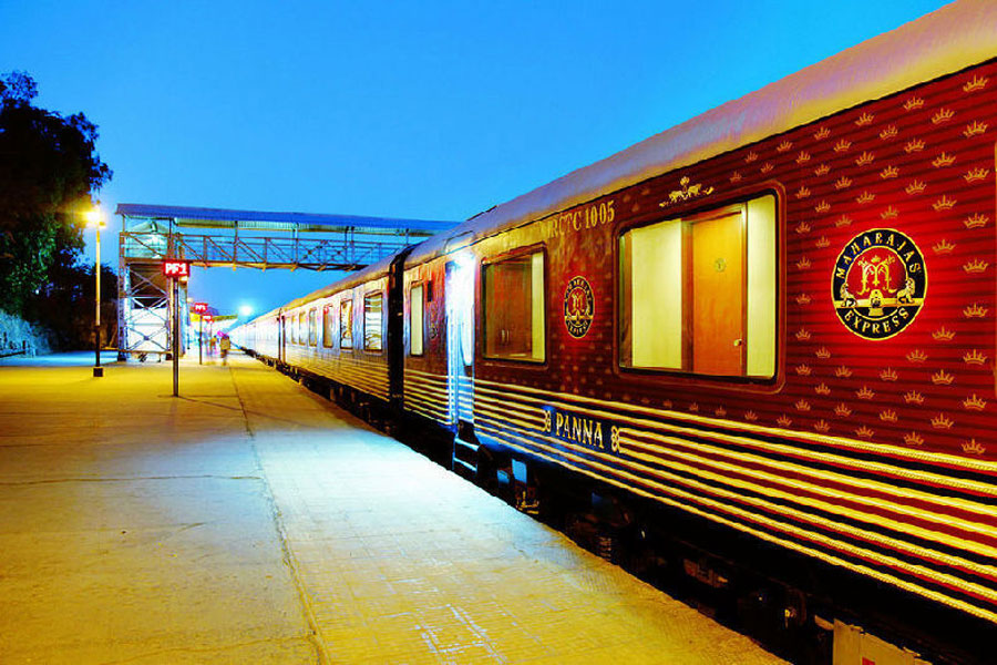 Palace on Wheels India Main