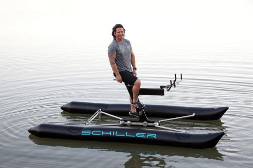 Judah Schiller_ Schiller Sports Inc_ First Water Bike