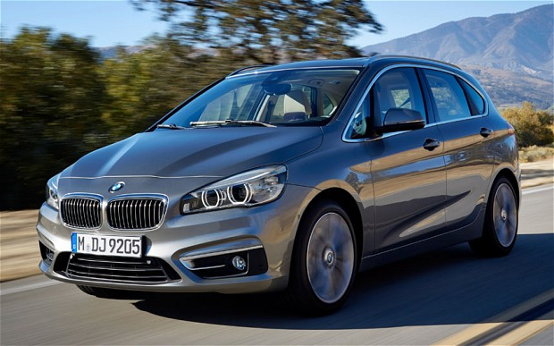 BMW 2 Series Active Tourer main 3