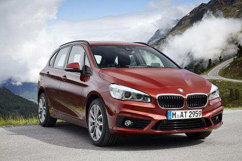 BMW Group Sales Growth Continues In September