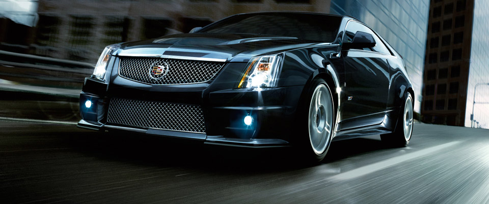 Cadillac luxury car