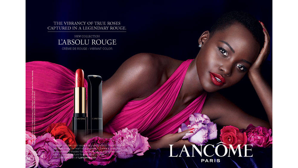 beauty ad Lancome