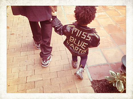 Blue Ivy Carter Trademark Facebook