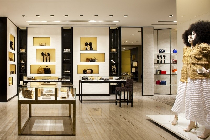 Chanel Houston Boutique MosnarCommunications Luxury