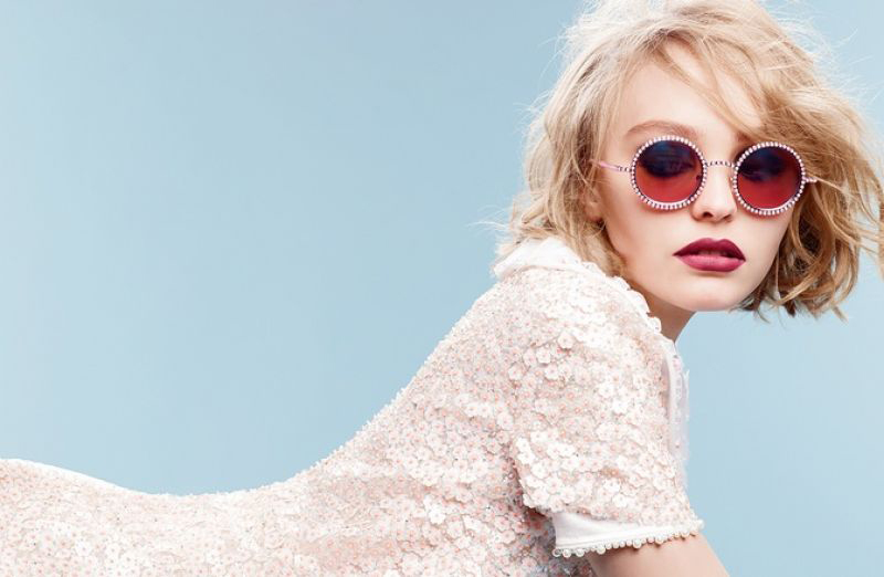 Chanel Lily Rose Depp Fashion Fall Winter Campaigns 2015 Luxury Brand Ambassadors MosnarCommunications
