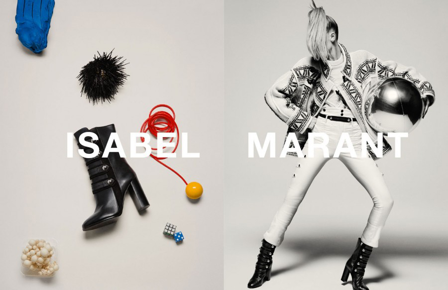Isabel Marant Fashion Fall Winter Campaigns 2015 Luxury Brand Ambassadors MosnarCommunications