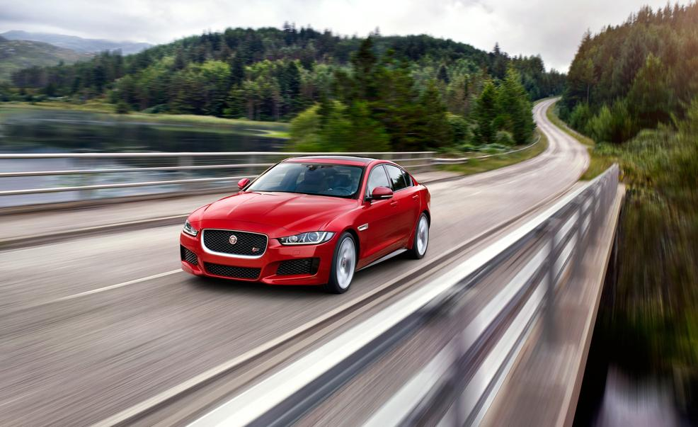 Jaguar XE 2017 MosnarCommunications Affordable Luxury Car