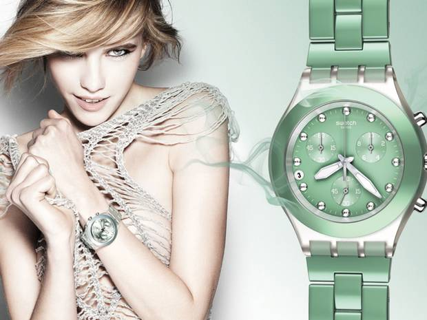 Swatch Tiffany MosnarCommunications