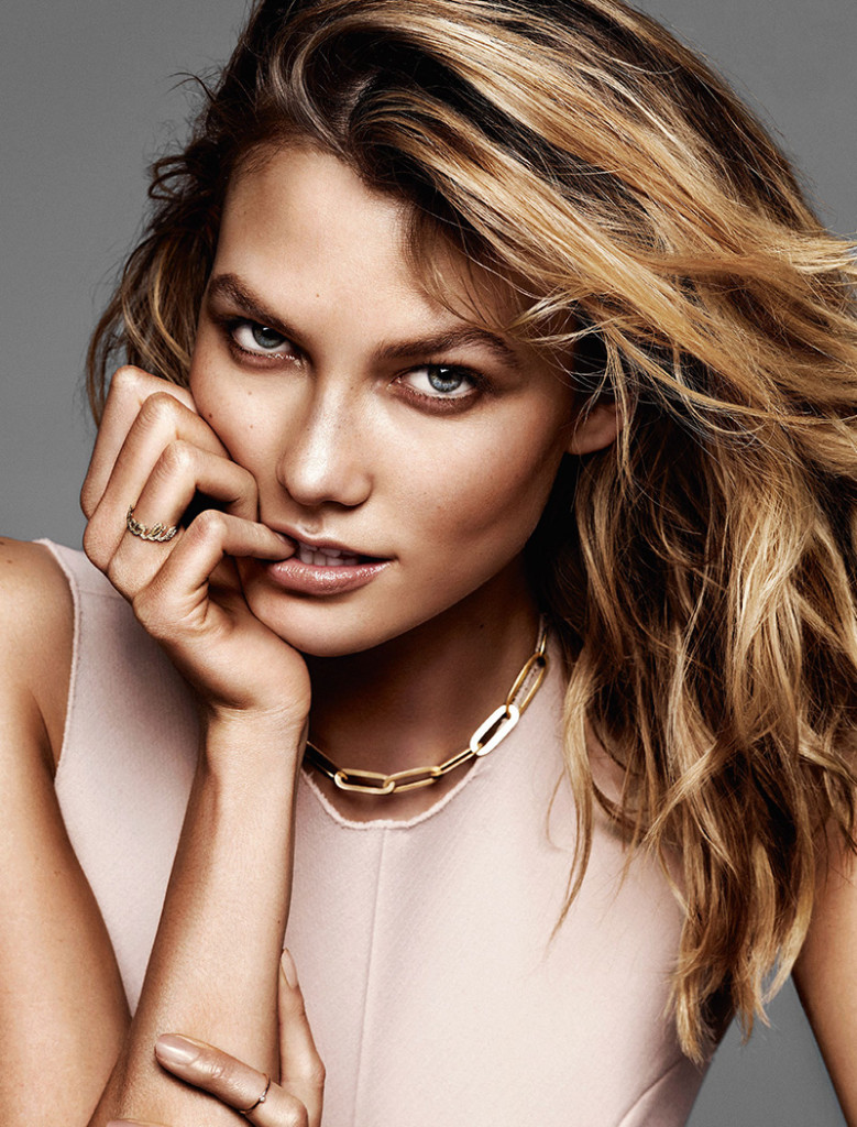 L'Oreal Paris Karlie Kloss MosnarCommunications Luxury Brand