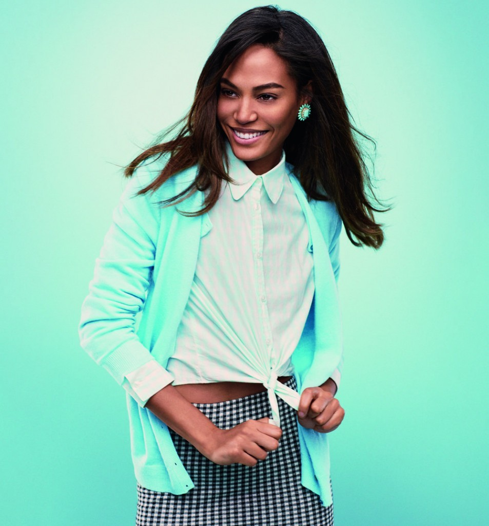 United Colors of Benetton Joan Smalls MosnarCommunications