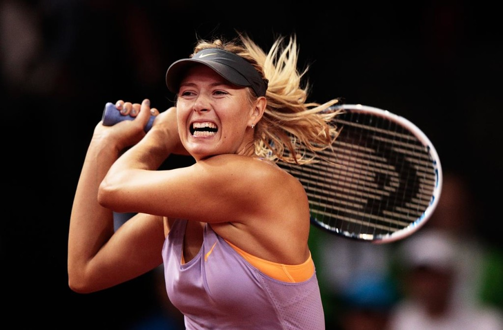 Maria Sharapova NetJets 1 MC MosnarCommunications