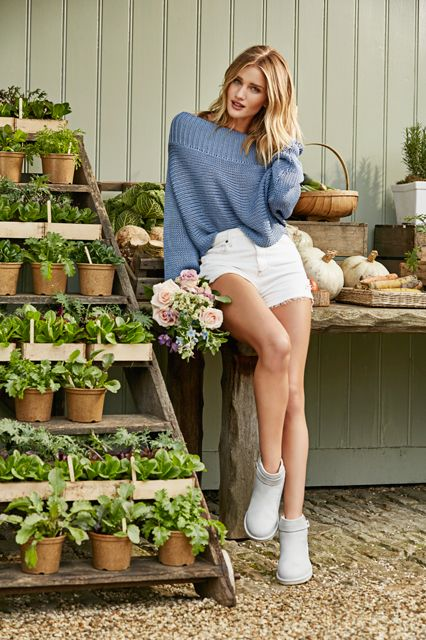 Rosie Huntington-Whiteley New UGG Face 3 Mosnar Communications
