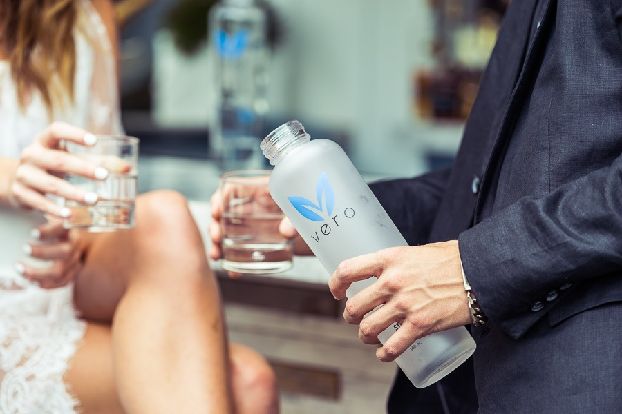 Vero Water Pour Mosnar Communications Luxury Marketing