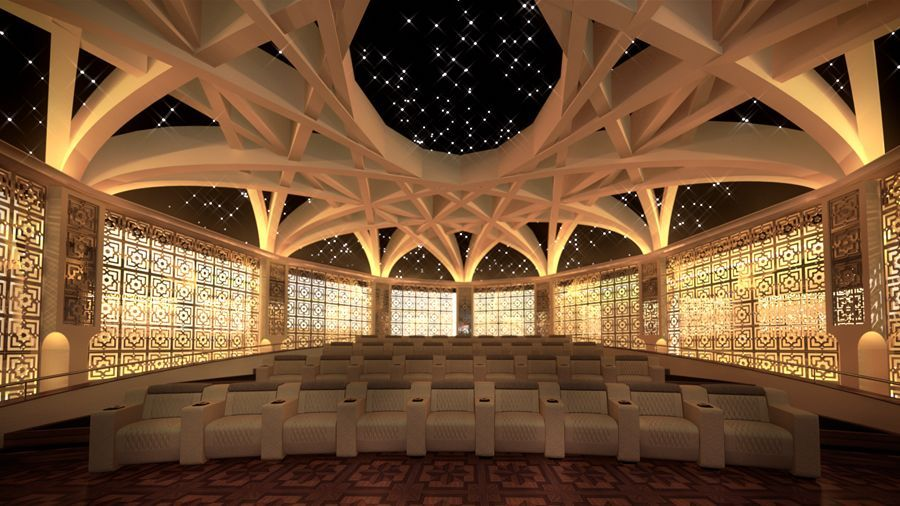 ICE Ultimate Luxury Cinema 3