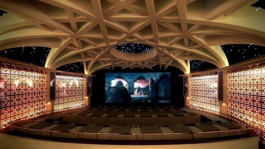ICE Ultimate Luxury Cinema