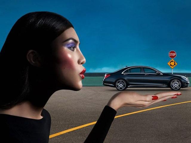Mercedes-BenzVisionInMotion