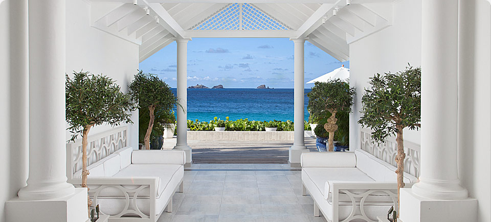 The Hotel Saint-Barth Isle de France