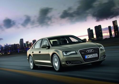 Audi introduces 2014 clean diesel vehicles