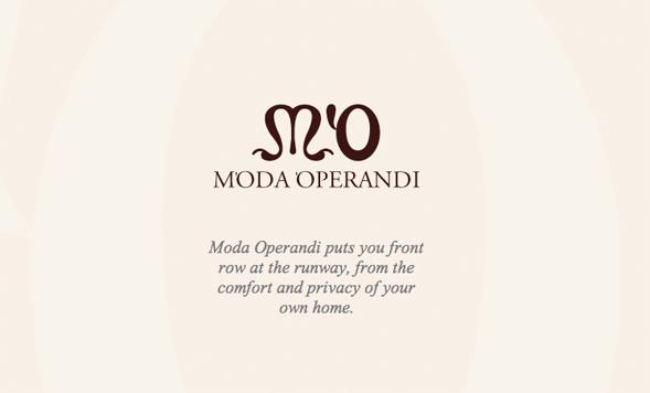 Moda Operandi Introduces How It Works