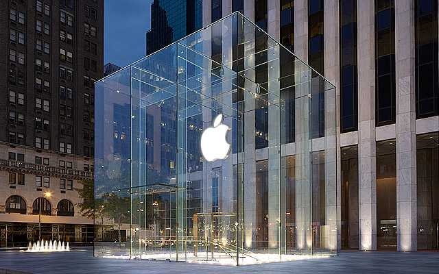 Apple Store Fifth Avenue