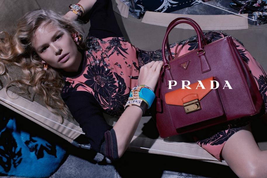 Prada Handbag 2014