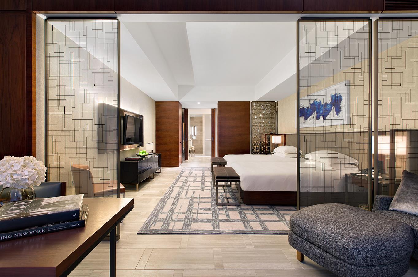 The Living Room New York Park Hyatt