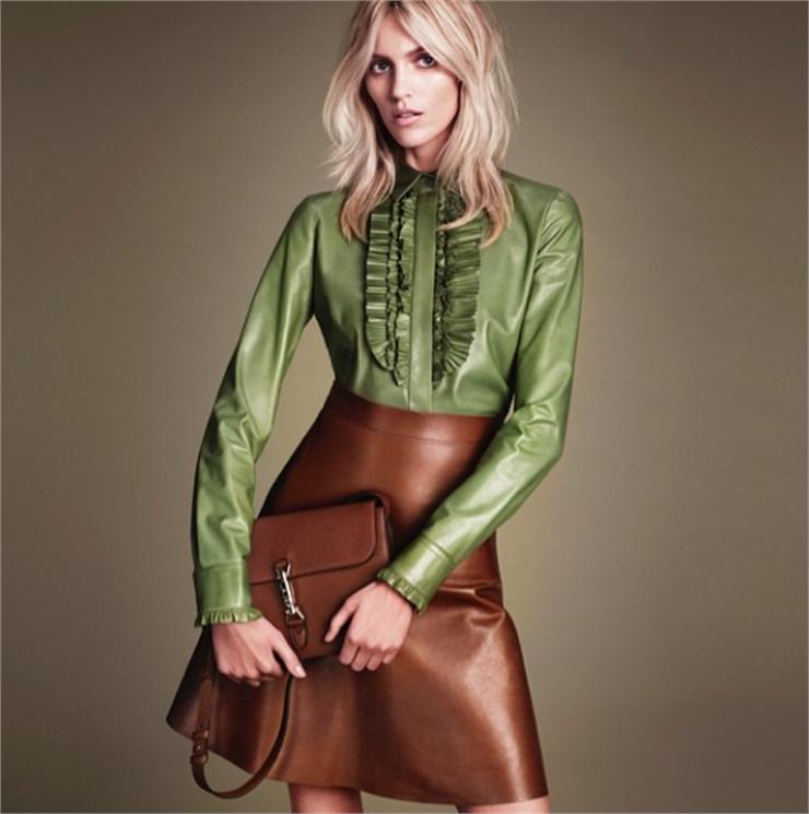 4 Gucci Fall Winter 2014 2015 Luxury Ad Campaign