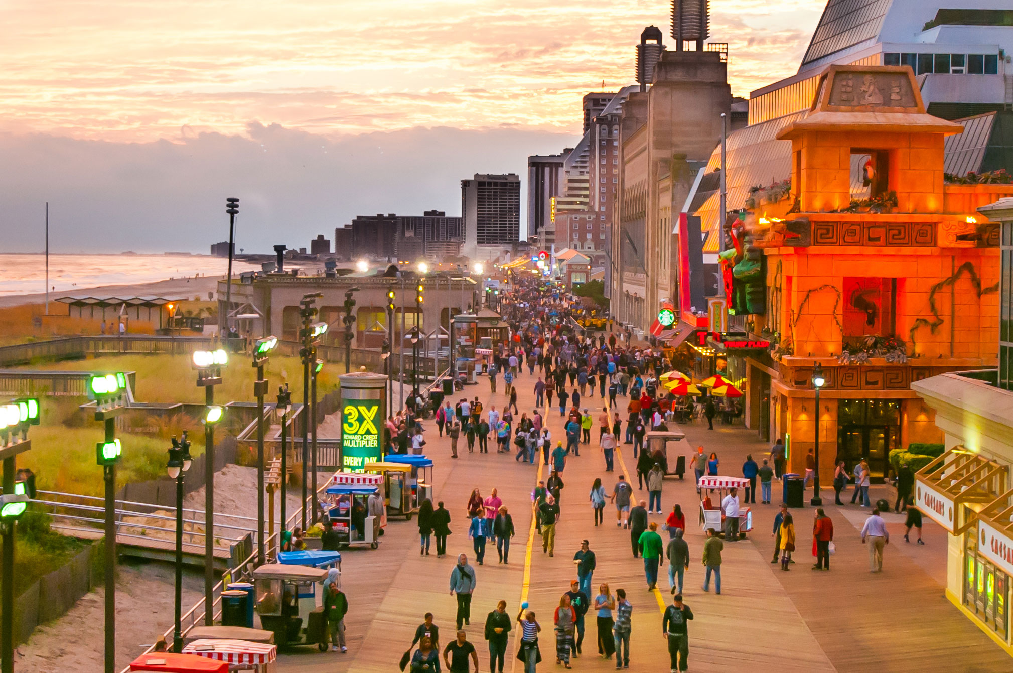 Luxury Travel Next Stop Atlantic City Now A Tourism