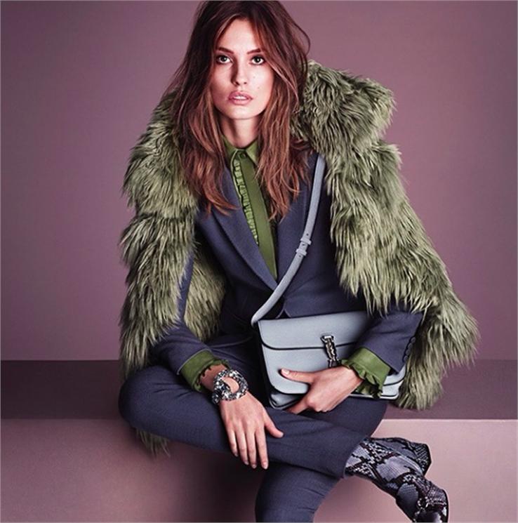 Gucci Fall Winter 2014 2015 Luxury Ad Campaign 6