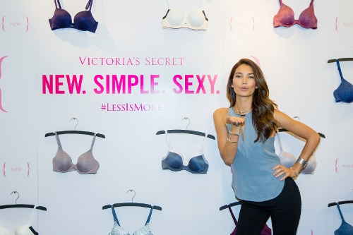Victoria's Secret Supermodel Lily Aldridge