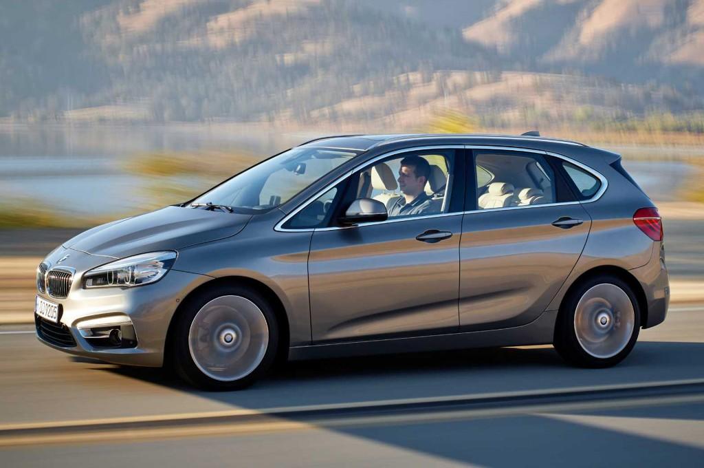 BMW 2 Series Active Tourer main