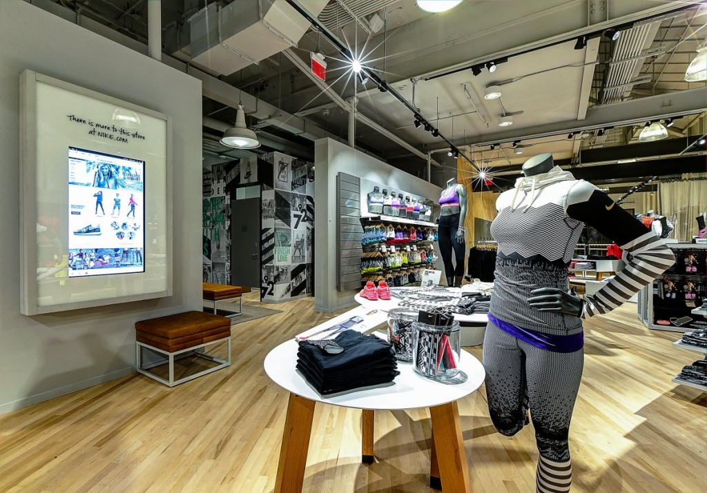 Nike As Luxury Brand Luxury Shopping Experience
