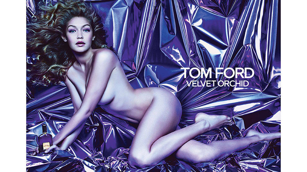 beauty ads Tom Ford