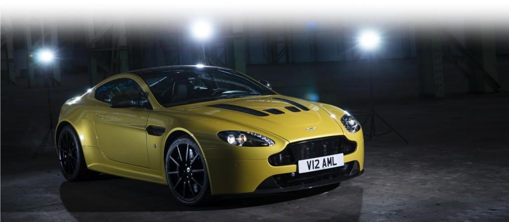Aston Martin Vantage V 12 S