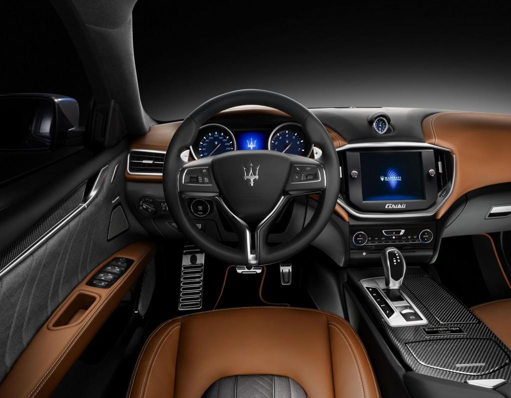 Maserati Ghibli Ermenegildo Zegna 1