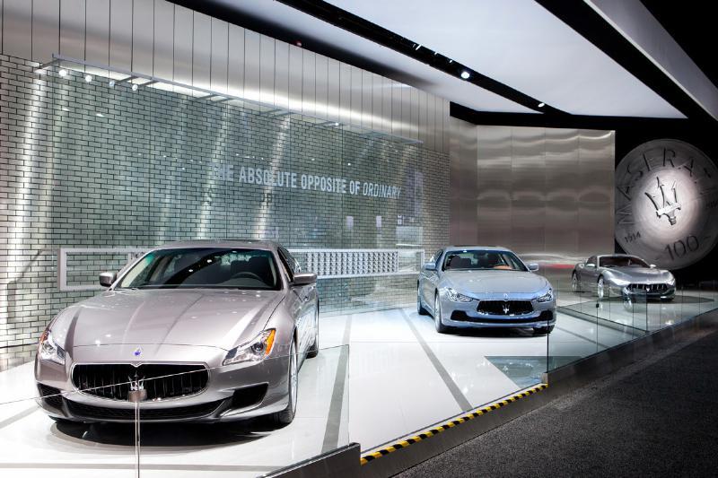 Maserati Big New Design Concept
