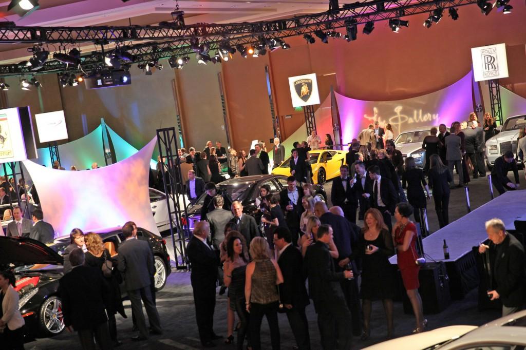 NAIAS The Gallery at MGM Grand Detroit