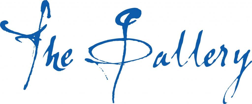 The Gallery logo Logo