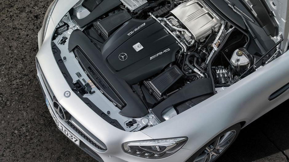 Mercedes-Benz 2016 Mercedes-AMG GT S 4