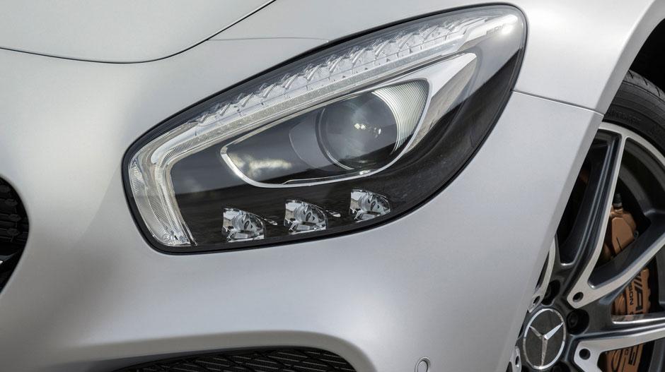 Mercedes-Benz 2016 Mercedes-AMG GT S 6