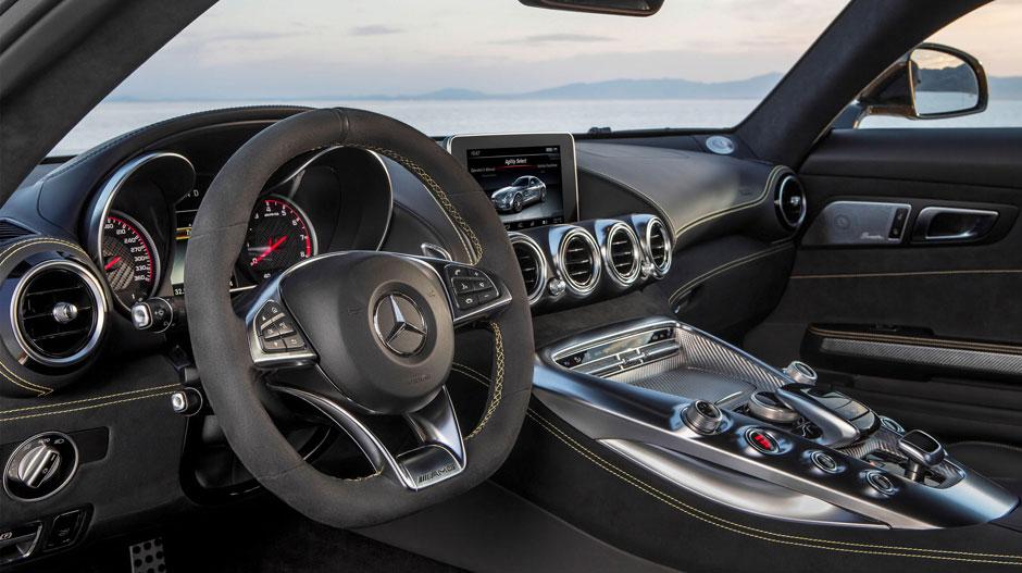 Mercedes-Benz 2016 Mercedes-AMG GT S 7