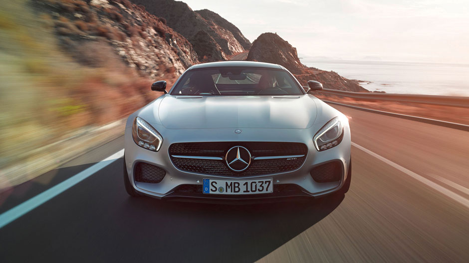 Mercedes-Benz 2016 Mercedes-AMG GT S