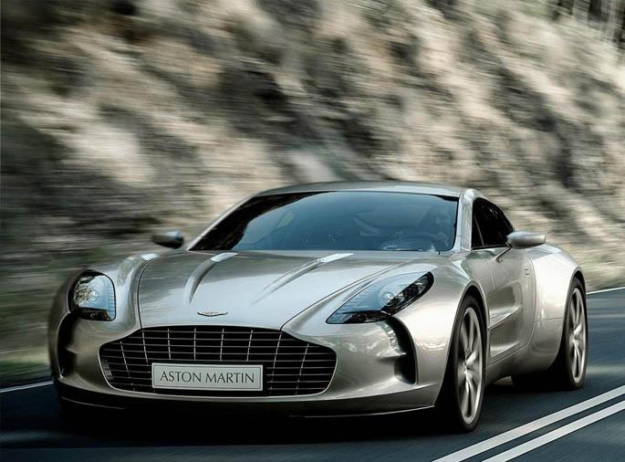 Luxury Cars Aston Martin