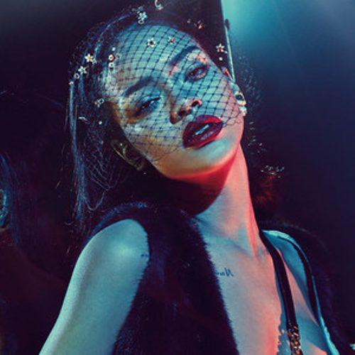 Christian Dior Rihanna