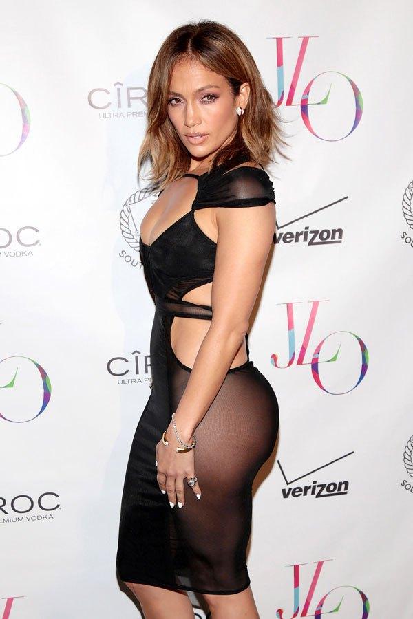 Jennifer Lopez In This Dress MosnarCommunications