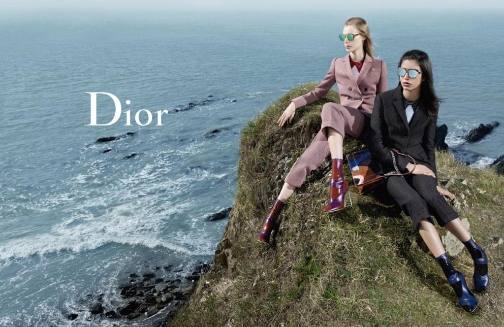 Dior Fashion Fall Winter Campaigns 2015 Luxury Brand Ambassadors MosnarCommunications