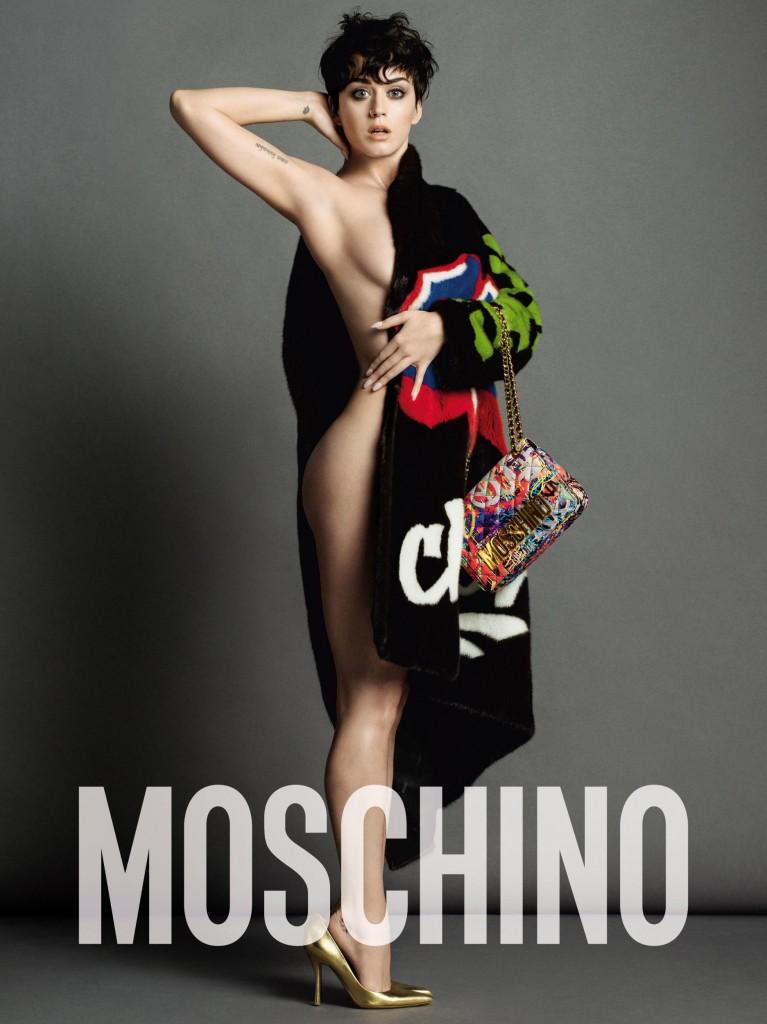 Moschino Fashion Fall Winter Campaigns 2015 Luxury Brand Ambassadors MosnarCommunications