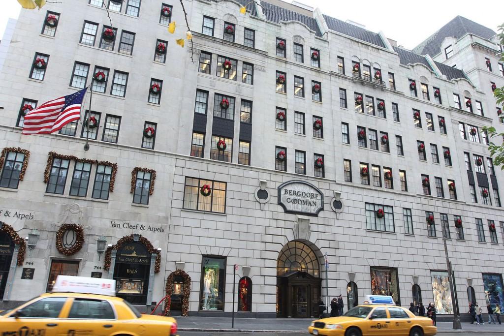 Bergdorf Goodman New York MosnarCommunications